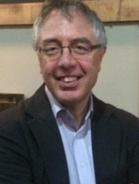 Dr David Smithard Portrait